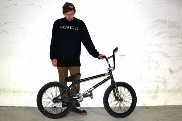 4Down - Joe Embrey Bike Check