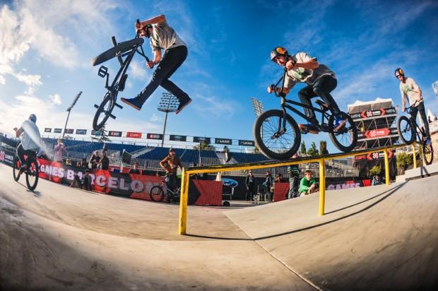 X GAMES BARCELONA - STREET RESULTS | Ride UK BMX