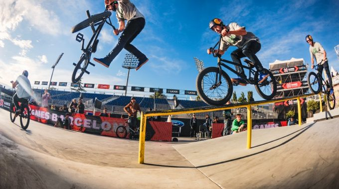 X GAMES BARCELONA - STREET RESULTS