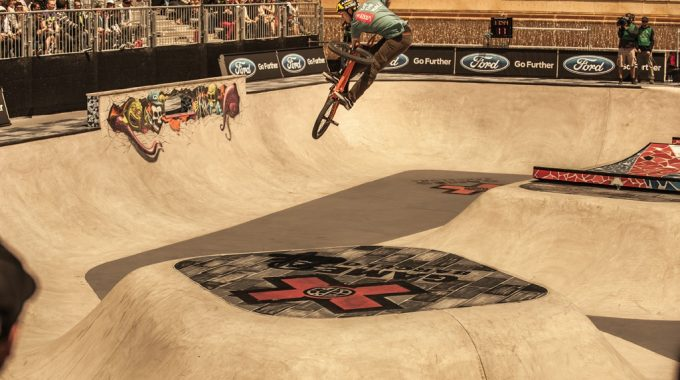 X GAMES BARCELONA - PARK RESULTS & VIDEO