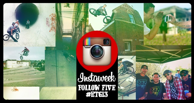 Instaweek - Follow Five: Ride To Glory 2013 Edition