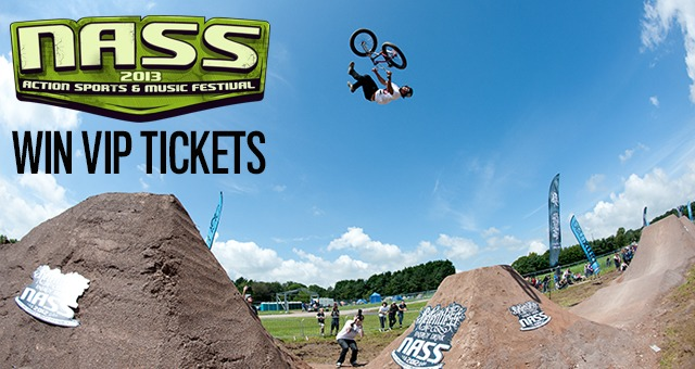 For the Win – 2 X VIP NASS Tickets
