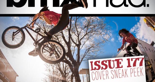 Issue 177 Cover Sneak Peek
