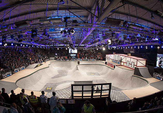 Wish You Were Here – X Games Munich – PARK RESULTS