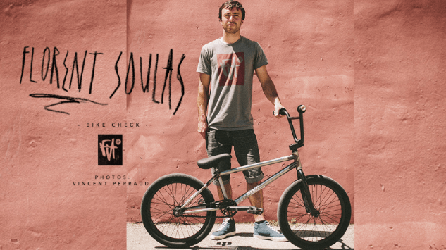 FIT - Florent Soulas Bike Check
