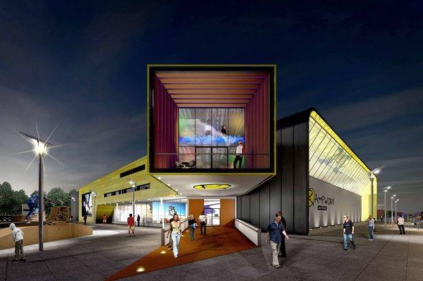£6m Wirral Indoor Skatepark