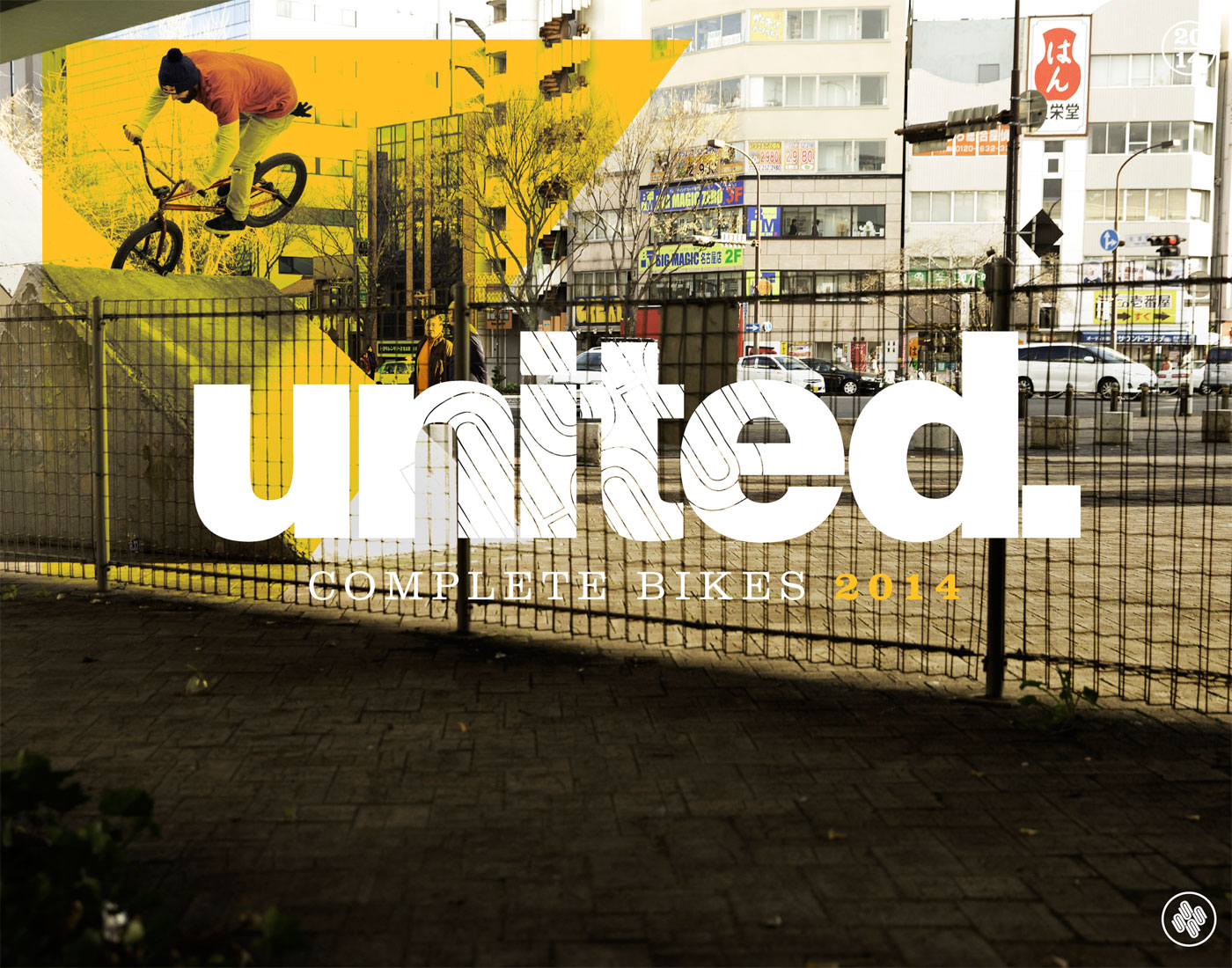 UNITED 2014 COMPLETE BIKES CATALOGUE