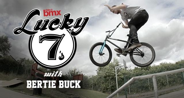 Ride UK: Lucky7s with Bertie Buck