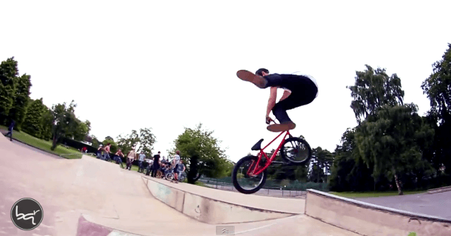Boqer123 - Few Clips - Stroud skate plaza