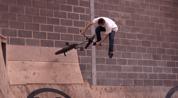 Seventies BMX - The Last 'Our House' Session
