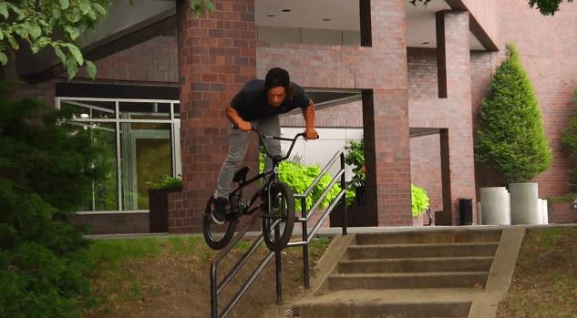 Kink BMX Squash It - Full Edit