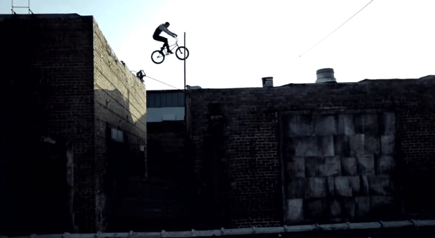 Fox Bmx - Aaron Ross, Chase Hawk, Sean Sexton SF We Live