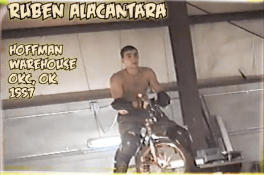 T-1 Freaky Friday - Ruben Alcantara Hoffman Warehouse Session 1997
