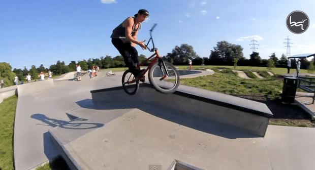 Boqer123 - Webisode 15: Nottingham trip