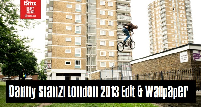 Danny Stanzl London 2013 Edit & Wallpaper