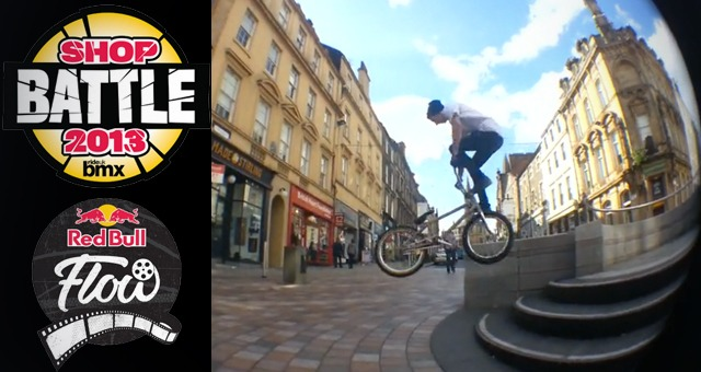 Flow Friday - Shop Battle Riders Preview