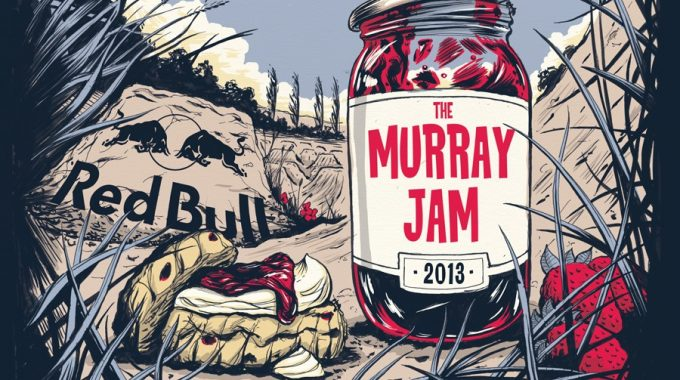 Murray Jam Flyer And Previous Edits
