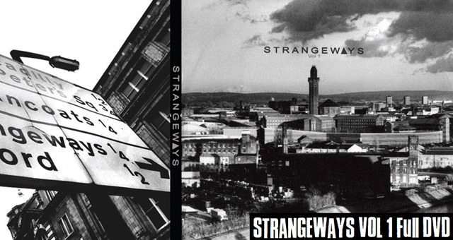 STRANGEWAYS VOL 1 Full DVD