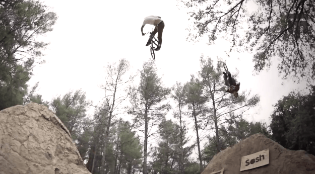 Mongoose Team at Vans Kill The Line 2013