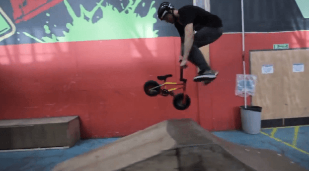 Ryan Taylor Mini BMX