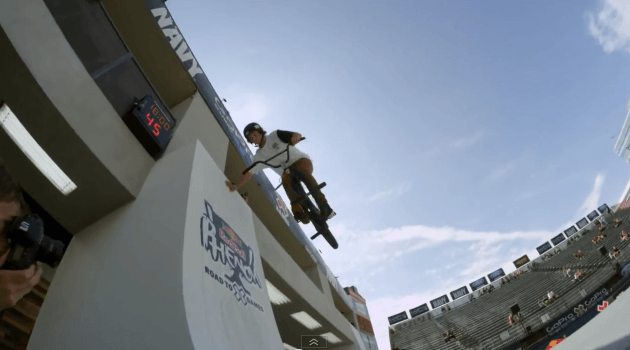 Top Young BMX Talent Competition - Red Bull Phenom 2013