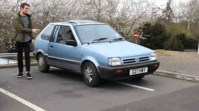 Fathead 1989 Nissan Micra