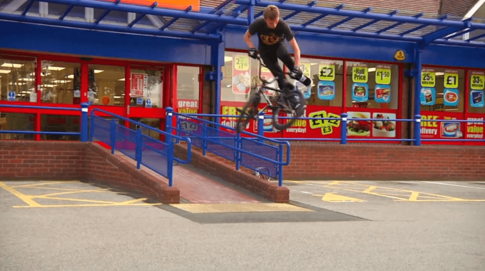 Foundation BMX: Ollie Rendle 2013 Edit