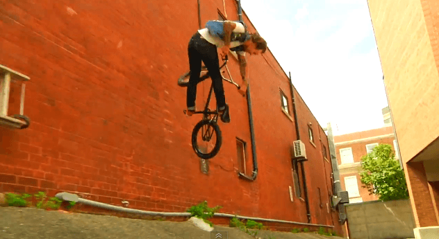 Aaron Smith and Ben Hittle for Kink BMX 2013