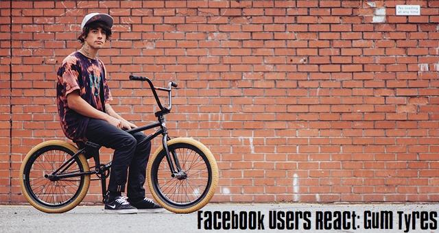 Facebook Users React: Gum Tyres