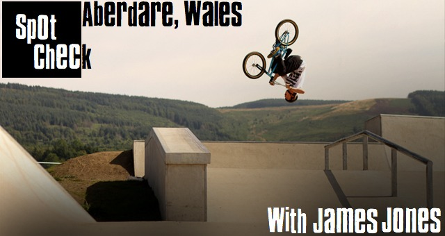 Spot Check - Aberdare, Wales With James Jones