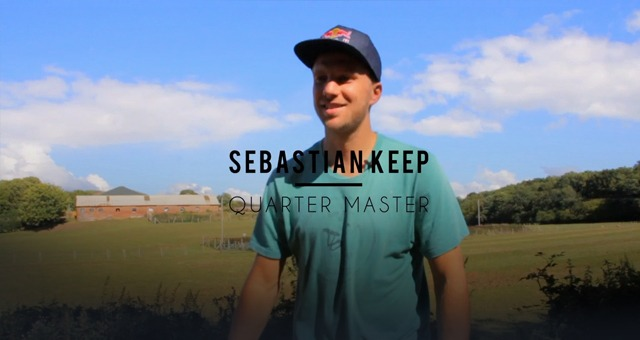 SEBASTIAN KEEP - QUARTER MASTER