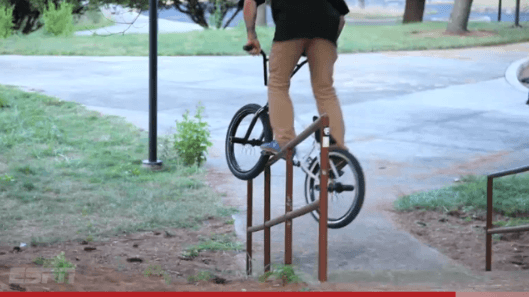 MIC'D UP WITH FIT BIKE CO PRO BEN LEWIS