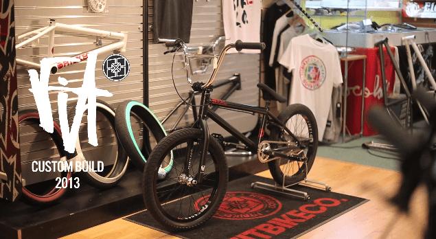 Custom Riders: CUSTOM BMX BUILD Fit Inman