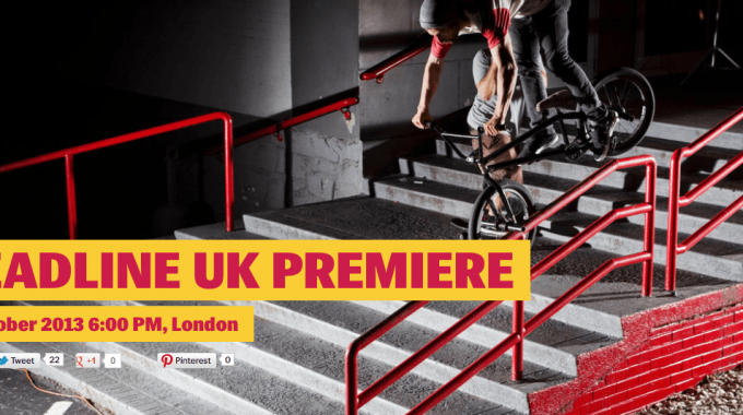 DEADLINE UK PREMIERE Hosted By Red Bull