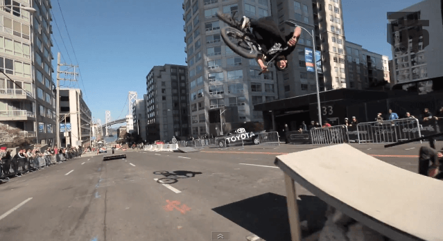 Dew Tour SF with Paul Ryan & Kevin Peraza