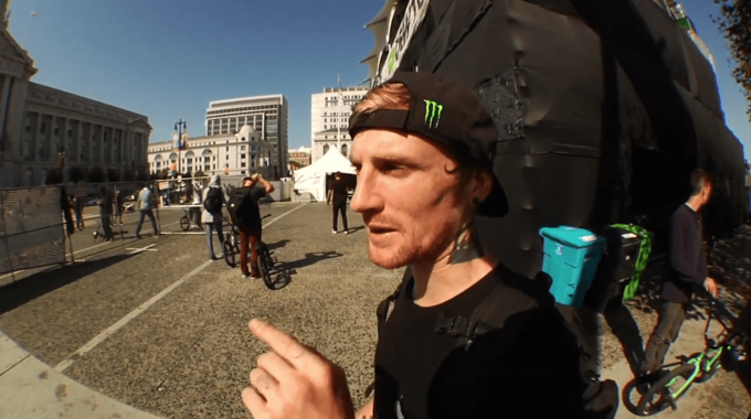 Monster Energy: Day in the Life of Dan Lacey