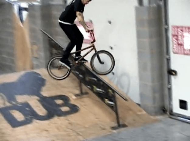 South Coast BMX - Leftover Ourhouse Edit