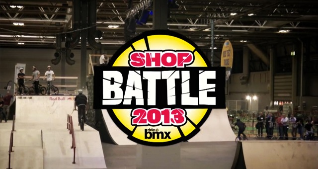 Shop Battle 2013 RideUKBMX Edit