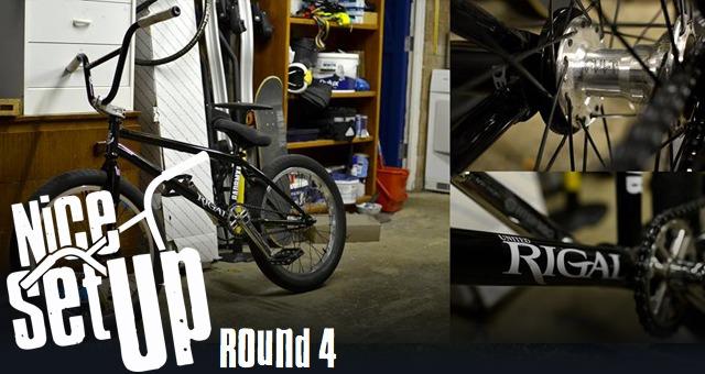Nice Set Up: Round 4