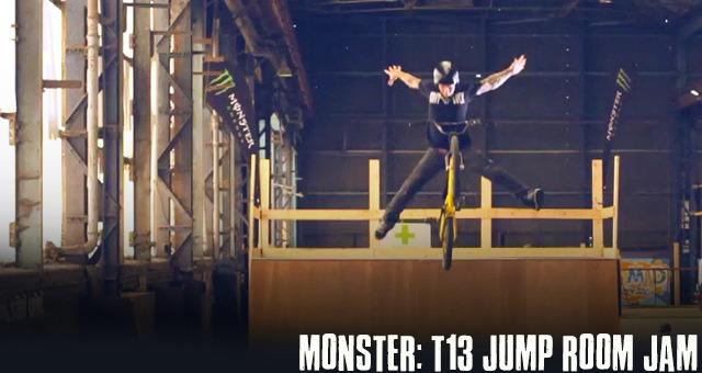 Monster: T13 Jam Edit