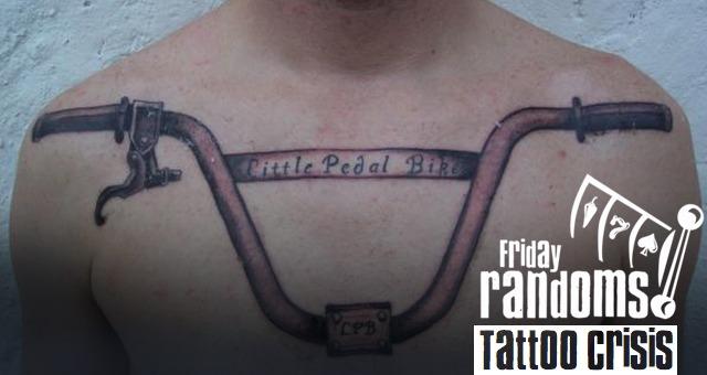 Friday Randoms: Tattoo Crisis