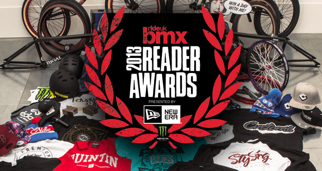 FOR THE WIN: RideUKBMX 2013 Reader Awards