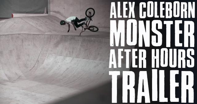 Alex Coleborn Monster After Hours - Trailer