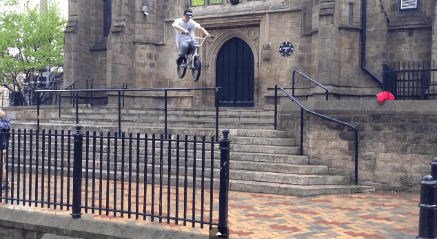 SLIM PICKINGS - A BMX TOURNAMENT OF CLIPS