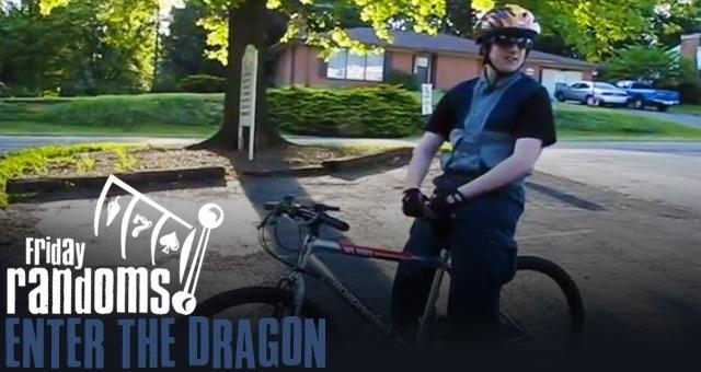 FRIDAY RANDOMS: Enter The Dragon