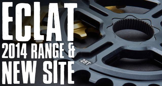 Eclat 2014 Range and New Site