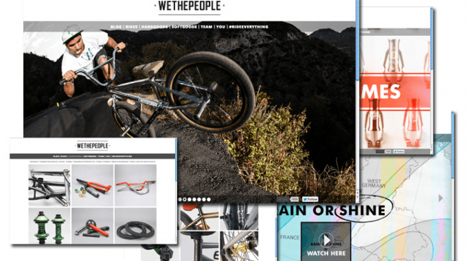 New Wethepeople Site and 2014 Completes