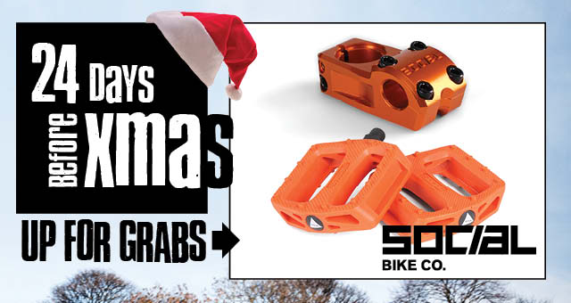 24 Days Before Xmas: Day 2 - Social Bike Co