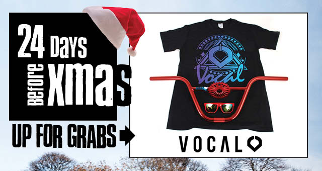 24 Days Before Xmas: Day 3 - Vocal