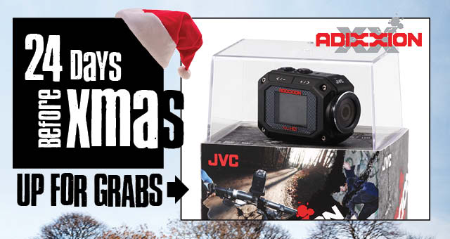 24 Days Before Xmas: Day 21 - JVC Adixxion
